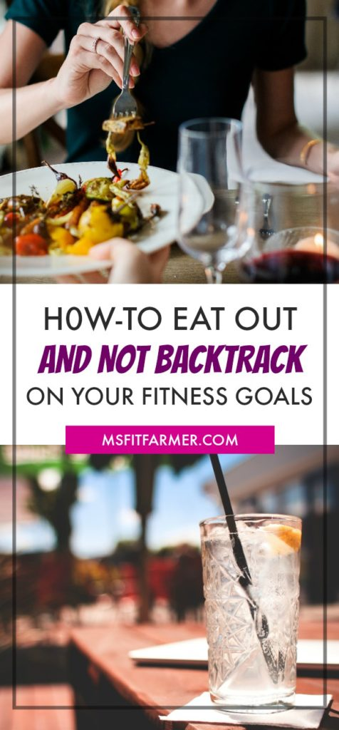 Healthy Restaurants Near Me | How-To Stick to Your Diet When Eating Out | More fitness and wellness at https://msfitfarmer.com