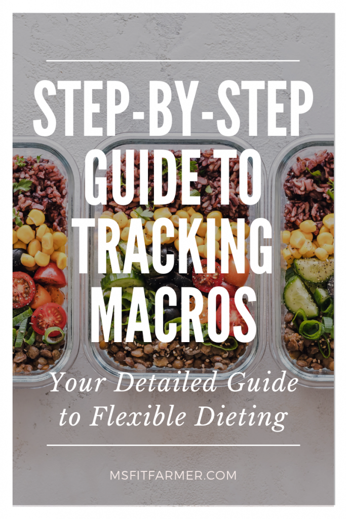 Food Tracking and Macro Counting for Weight Loss