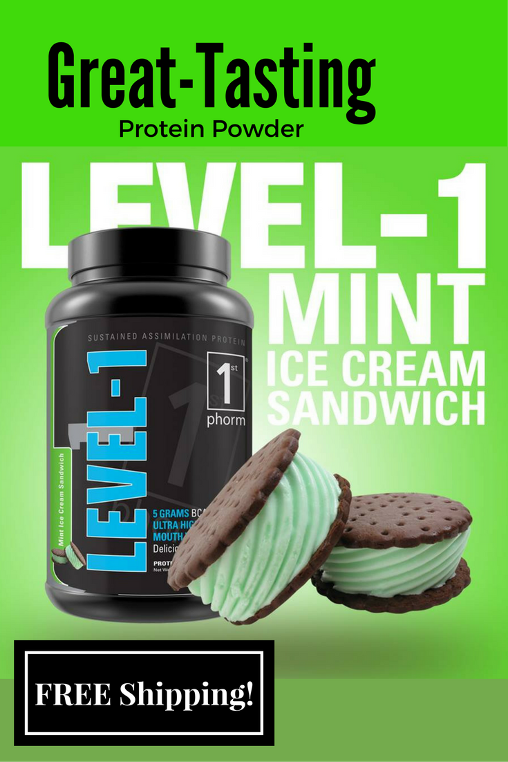 Great Tasting, High-Quality Protein Powder from 1st Phorm | Mouthwatering Flavors and Free Shipping!