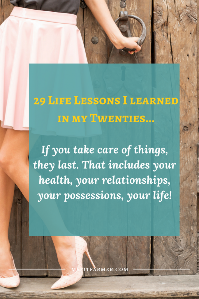 Life Lessons | Mindfulness | How to be happy | Ways to be Happy | Happiness | Happy | Keys to Happiness | Stress Management | Mental Health | Stress Relief | More Health + Wellness at https://msfitfarmer.com