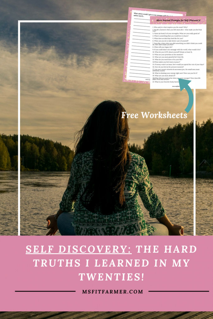 Self Development | Self Reflection | Personal Growth | Self Improvement | Self Discovery | Life Coach | Self Confidence | More Women's Health & Fitness at https://msfitfarmer.com