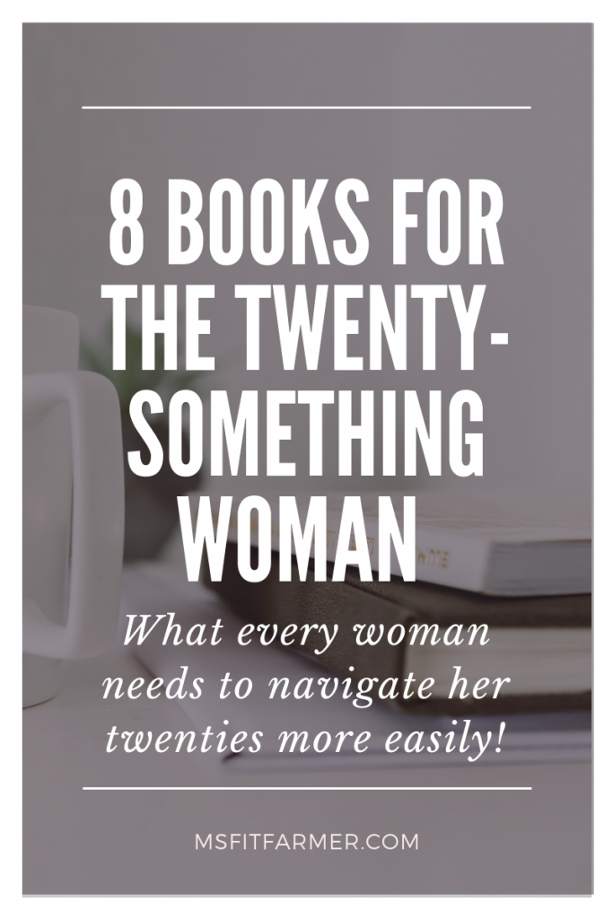 8 Books Every Twenty-Something Woman Should Read