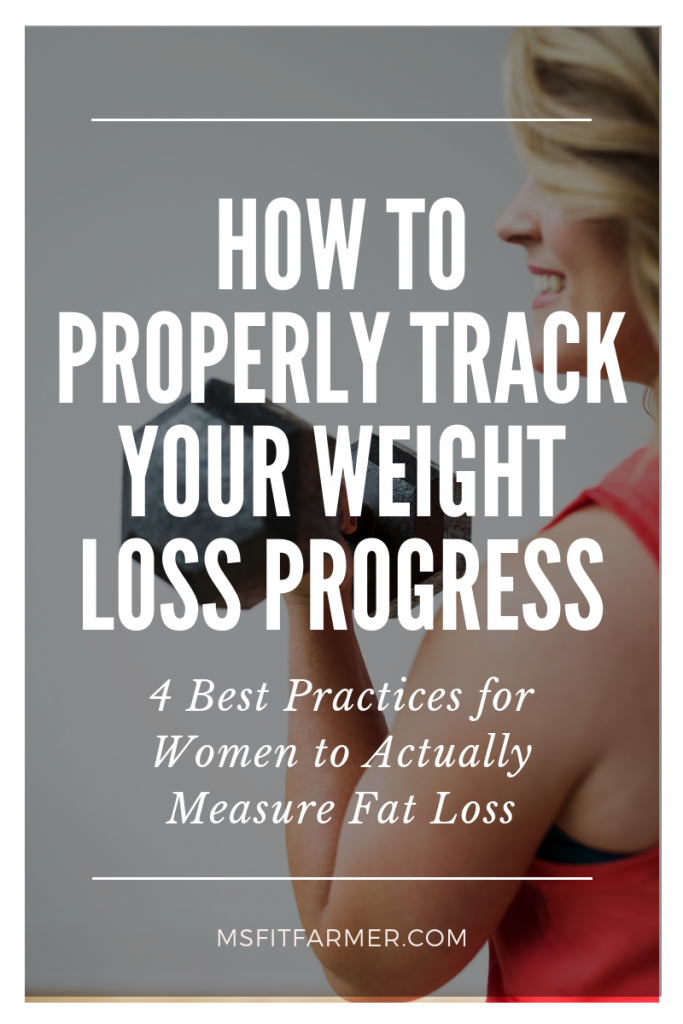 Tracking Fat Loss on Your Fitness Journey