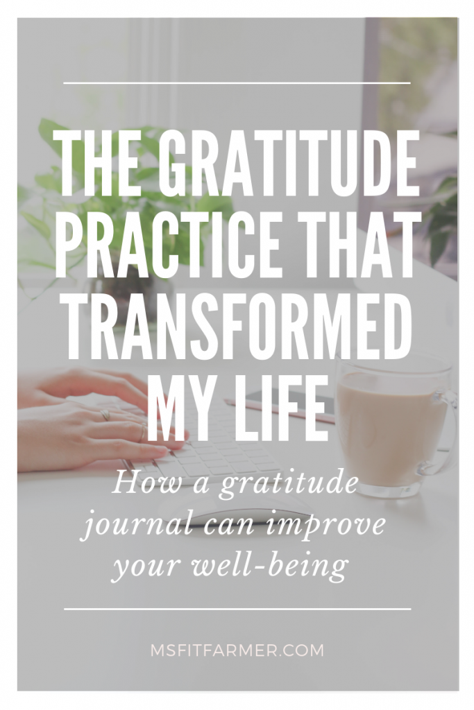 The Importance of a Gratitude Journal for Women