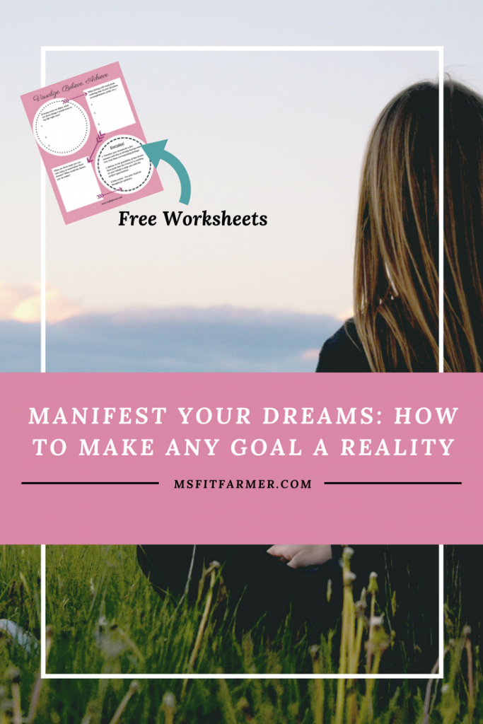 Visualization | Law of Attraction | Manifest Your Dreams | Goal Setting | Life Coach | Inspiration | Wisdom and Advice | More Health and Fitness at https://msfitfarmer.com