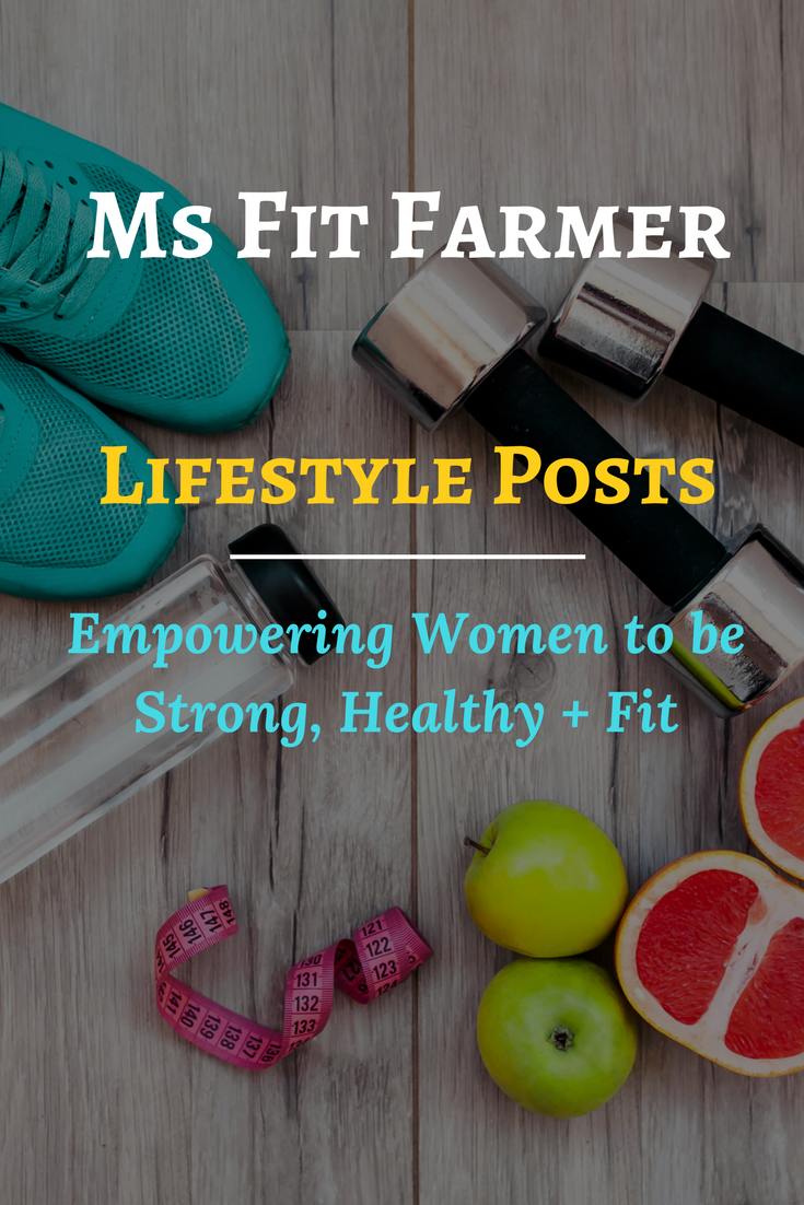 A healthy lifestyle is about more than just the physical. That\'s why I\'m sharing all my favorite hacks on productivity, mindset + living happy. Discover the same life lessons I\'ve learned as a real-life, small-town farm girl!