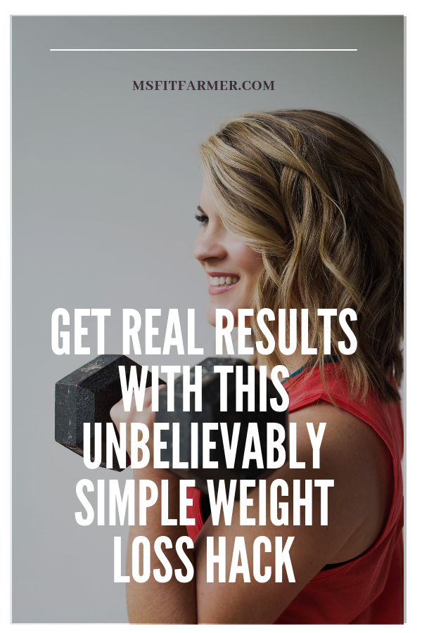 Get real results from your fitness plan using this one stupid-simple hack. Learn how to increase your fitness motivation, create better adherence to your fitness plan and ultimately see better results. It's so easy, any women can do it.