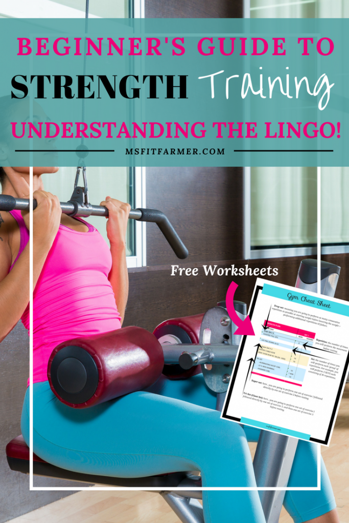 Weight Lifting Terms | Strength Training Vocab | Fitness Definitions | Fitness for Women | Health | Wellness | Nutrition | Diet Hacks | Workouts | Life Hacks | Supplements | Self-Care | Mindfulness | Personal Growth and Self Discovery | Reflection | Life Advice | Lifestyle | Much more at https://msfitfarmer.com