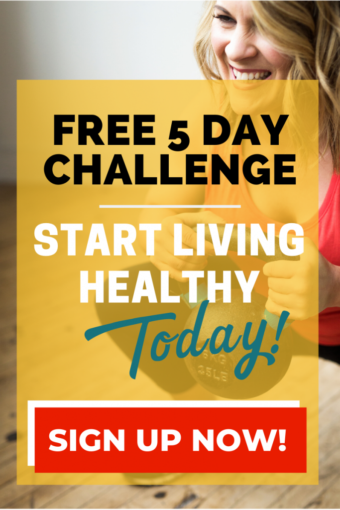 FREE FITNESS CHALLENGE _ START LIVING HEALTHY TODAY