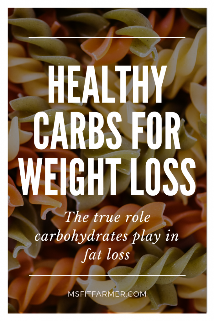 Ideal Carbs For Weight Loss