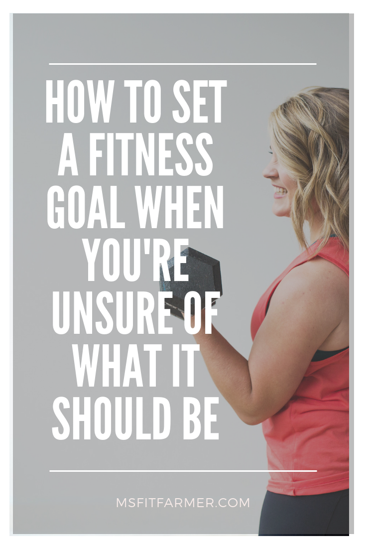 3 Steps to Set a Fitness Goal You'll Actually Be Excited About