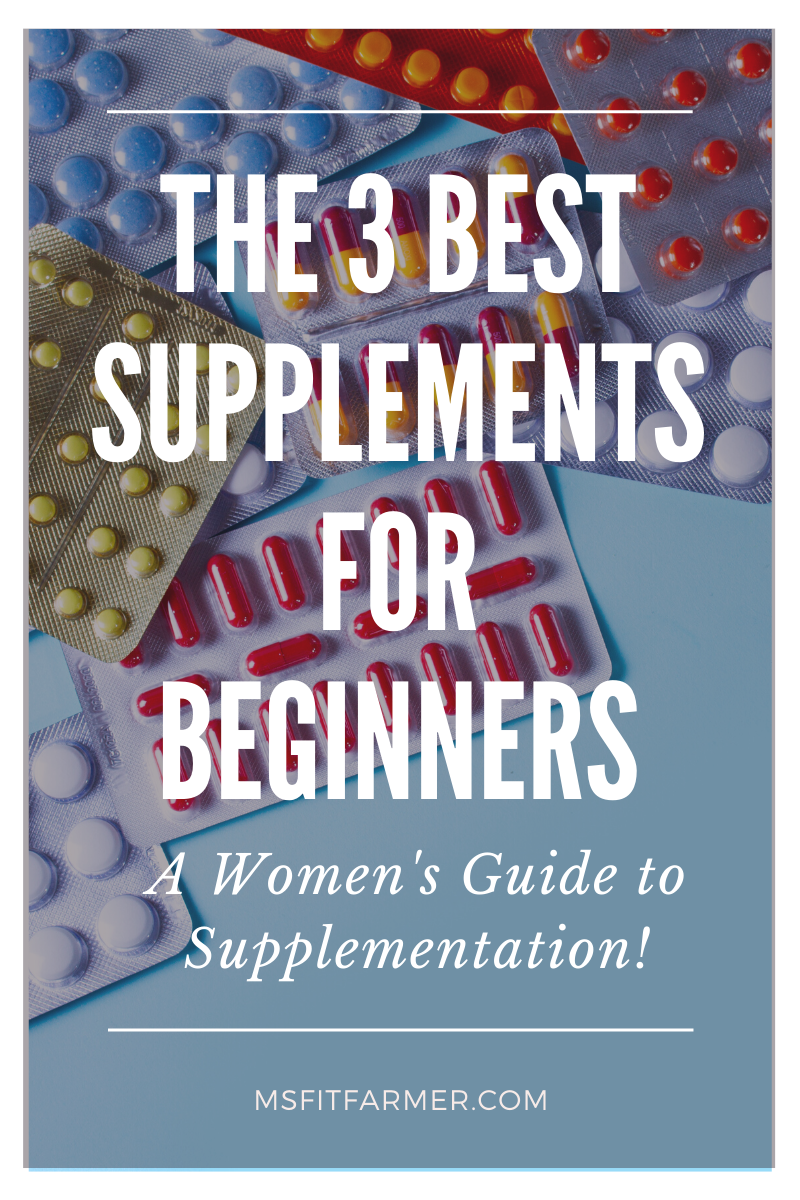 Today, I\'m sharing with you my top supplement recommendations to help you get started with supplements! When you use the right supplements, you can have the peace of mind of knowing that you're not wasting your money. Better yet- you'll find that the entire fitness process becomes a whole lot simpler. And you'll have a much more enjoyable experience reaching your fitness goals. So click to read now and get started using supplements today!