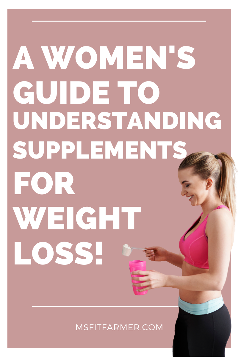 Do Supplements Work? Answering Your Questions About Using Supplements for Weight Loss!