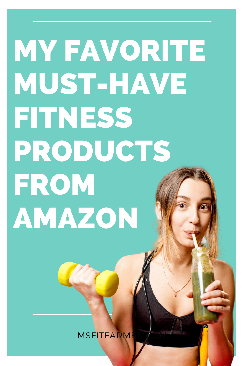 Must-Have Fitness Products that Will Simplify Your Healthy Lifestyle