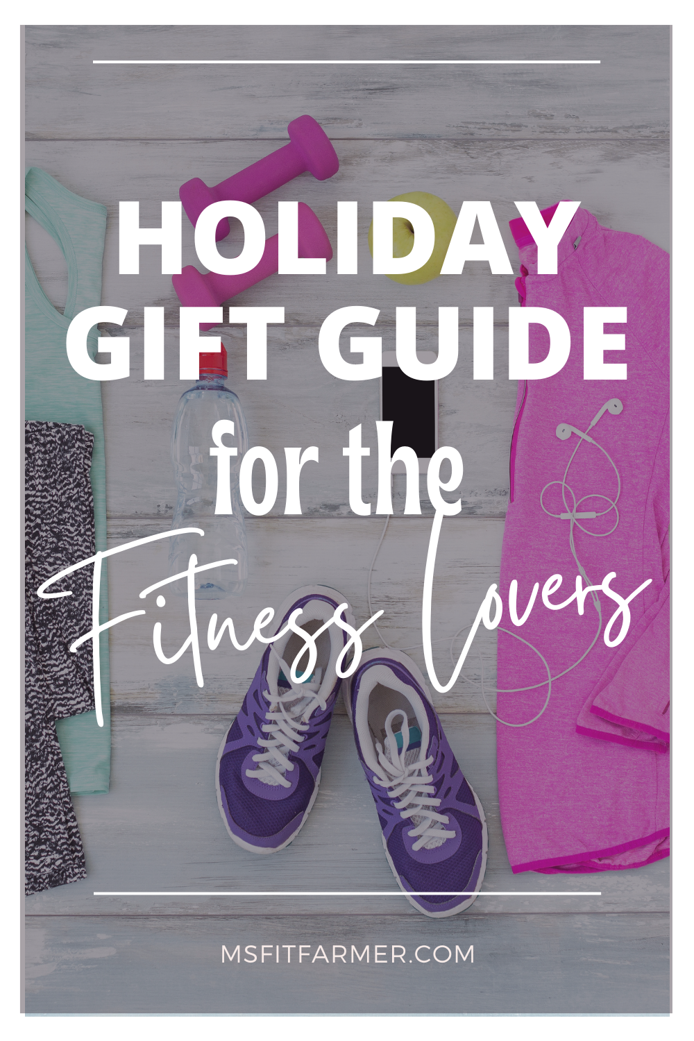 Holiday Gift Guide: Home Workout Essentials