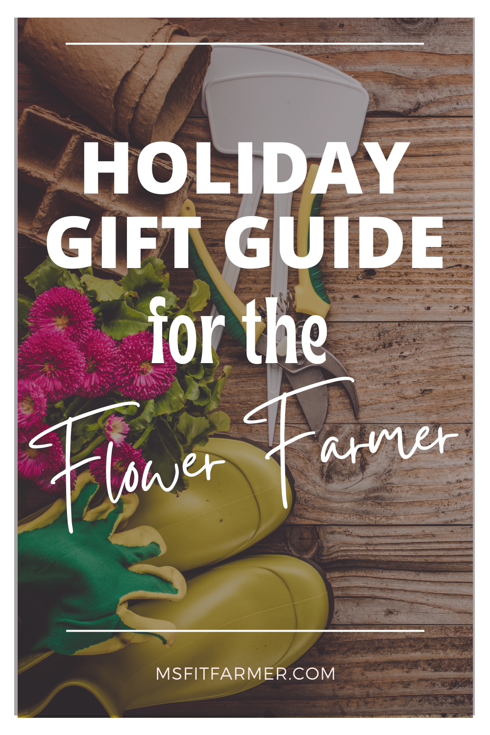 The BEST Holiday Gift Ideas for Home Gardeners